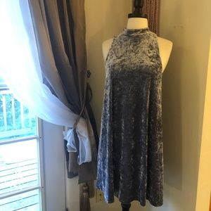Cynthia Rowley Velvet Dress